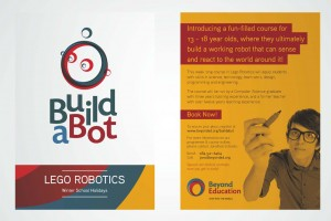 Build a bot Flier
