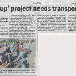 Transprot Help - Tygerburger 27.07.11