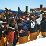 Zusakhe Youth Group - singing