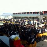 learners at Inkwenkwezi