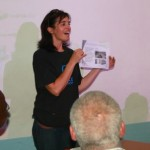 Maria's information and sharing presentation